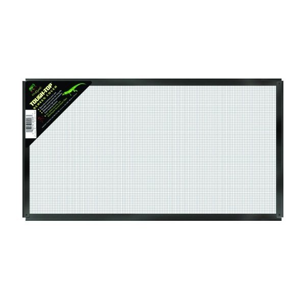 Terrarium Screen Cover Metal / Size (48 x 18 in) Best Price