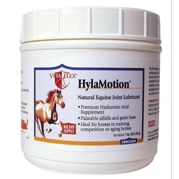 Hylamotion Powder Equine Joint Lubricant / Size (1 lb.) Best Price