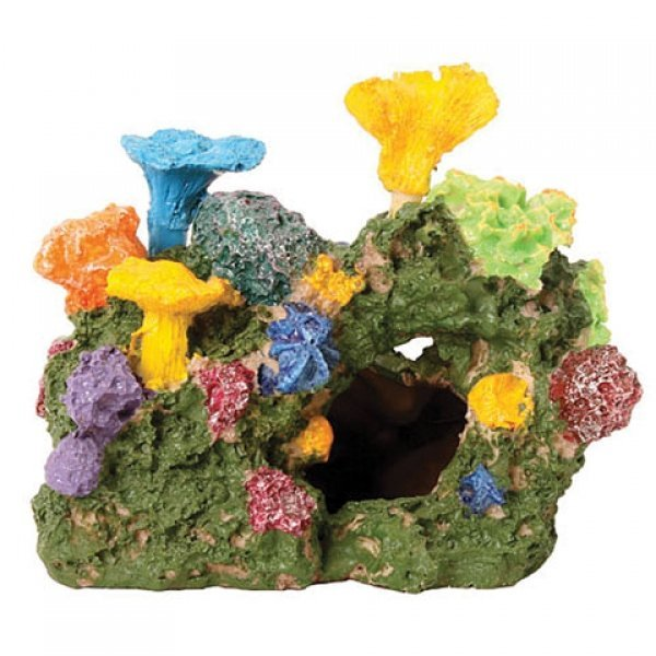 Design Elements Reef Hideaway Aquarium Ornament Best Price