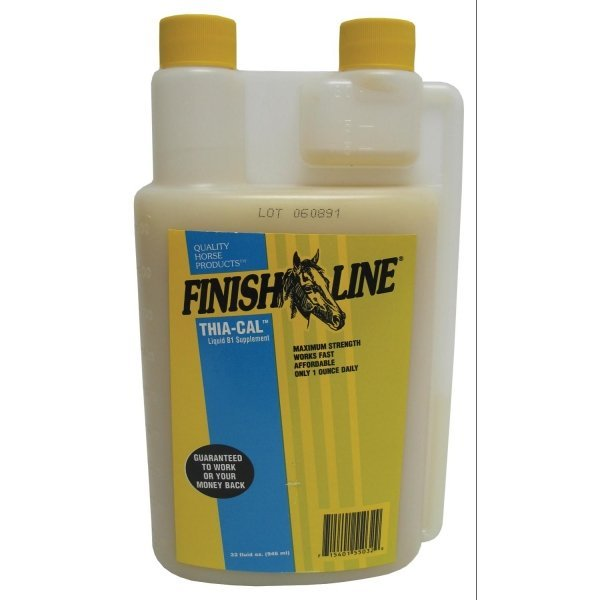 Finish Line Calming Aid Supplement - Calm-Em / Size (32 oz.) Best Price