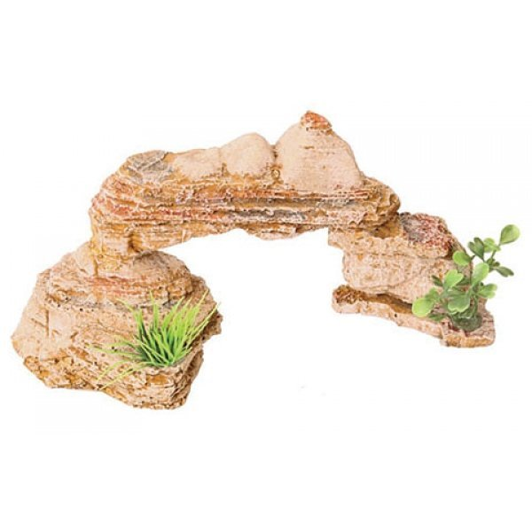 Design Elements Sandstone Arch Aquarium Ornament Best Price