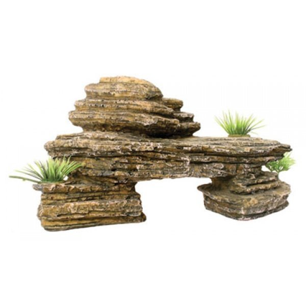 Design Elements Sandstone Rock Ledge Ornament Best Price