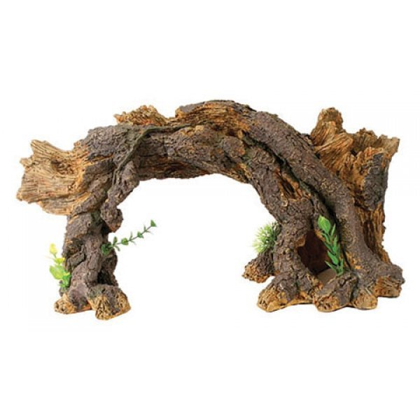 Design Elements Twisted Root Arch Ornament Best Price