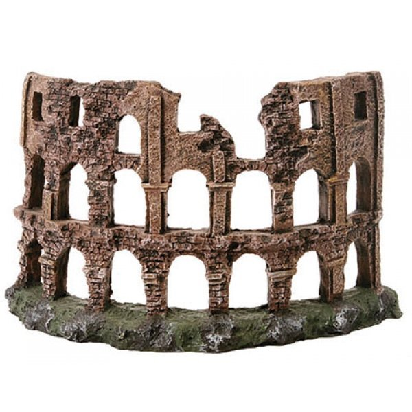 Design Elements Roman Colosseum Ruins Ornament Best Price