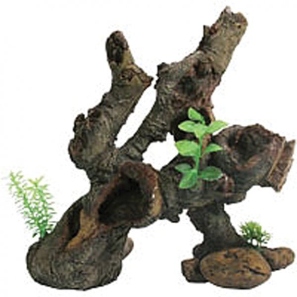 Design Elements Beachwood Root Aquarium Ornament