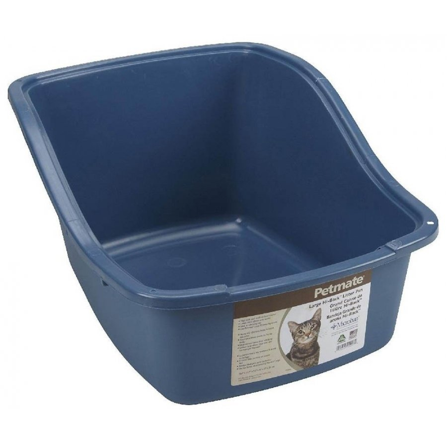 High Back Litter Pan / Size Large