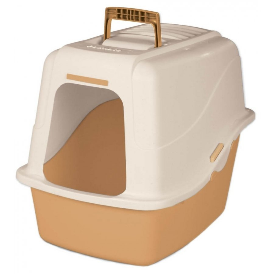 Basic Hooded Litter Box Set / Size Large