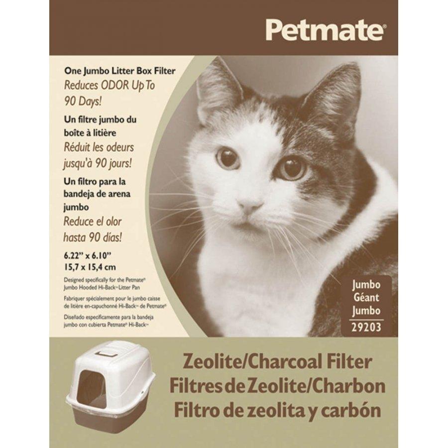 Basic Litter Pan Zeolite Filter / Size Jumbo
