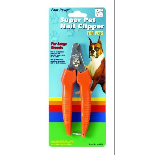 Four Paws Super Pet Nail Clipper for Large Breeds Best Price
