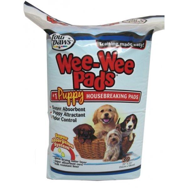 Wee Wee Pads Puppy Housebreaking Pads / Size Orig./30pk