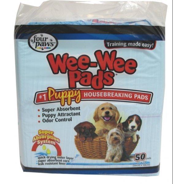 Wee Wee Pads Puppy Housebreaking Pads / Size Orig./50pk