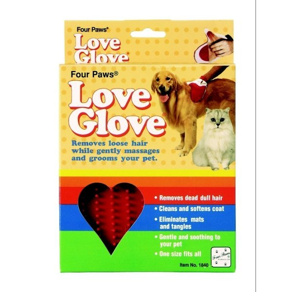 Love Glove Pet Grooming Mitt