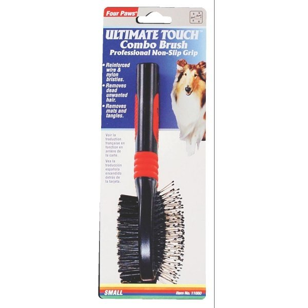 Ultimate Touch Pet Combo Brush / Size Small