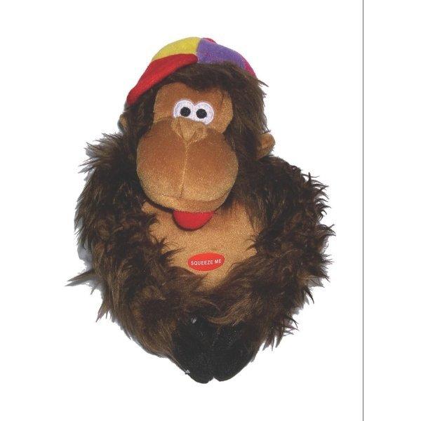 Gorilla Chew Dog Toy