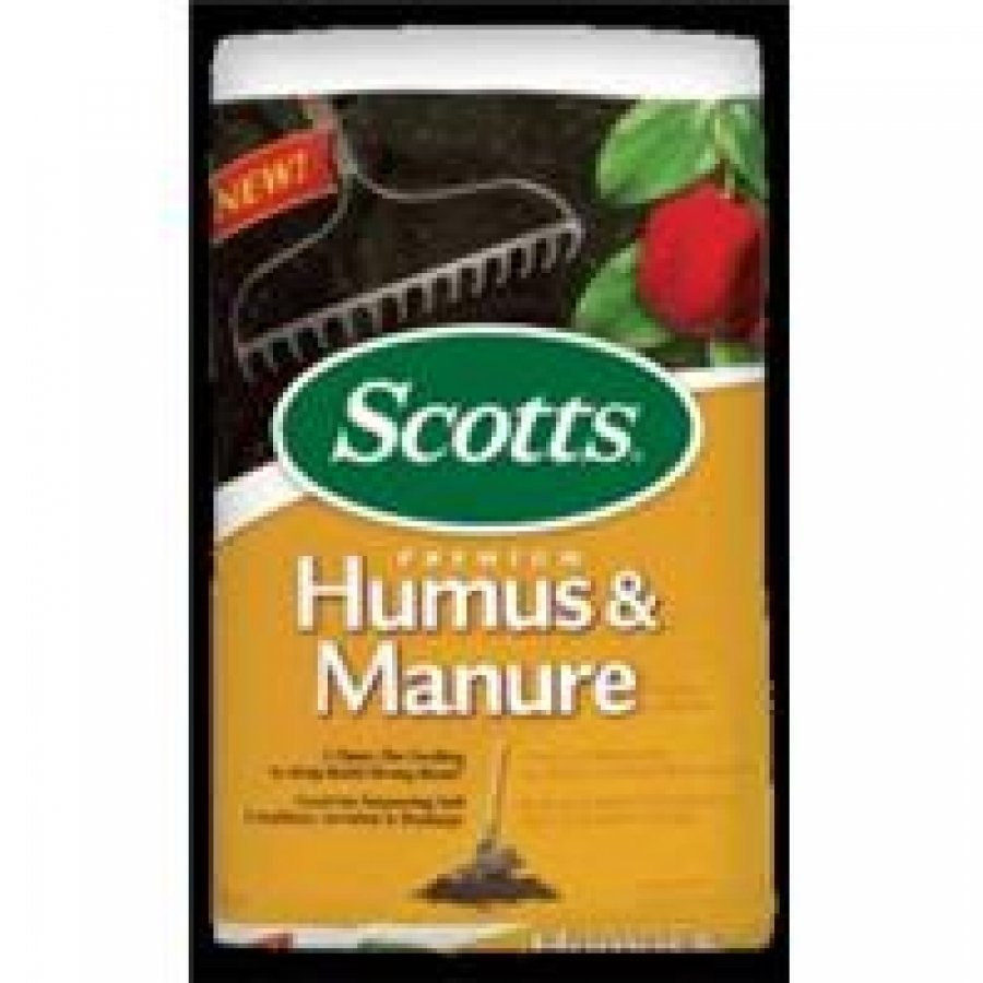 Scotts Premium Humus Manure  0.75 cubic foot Best Price