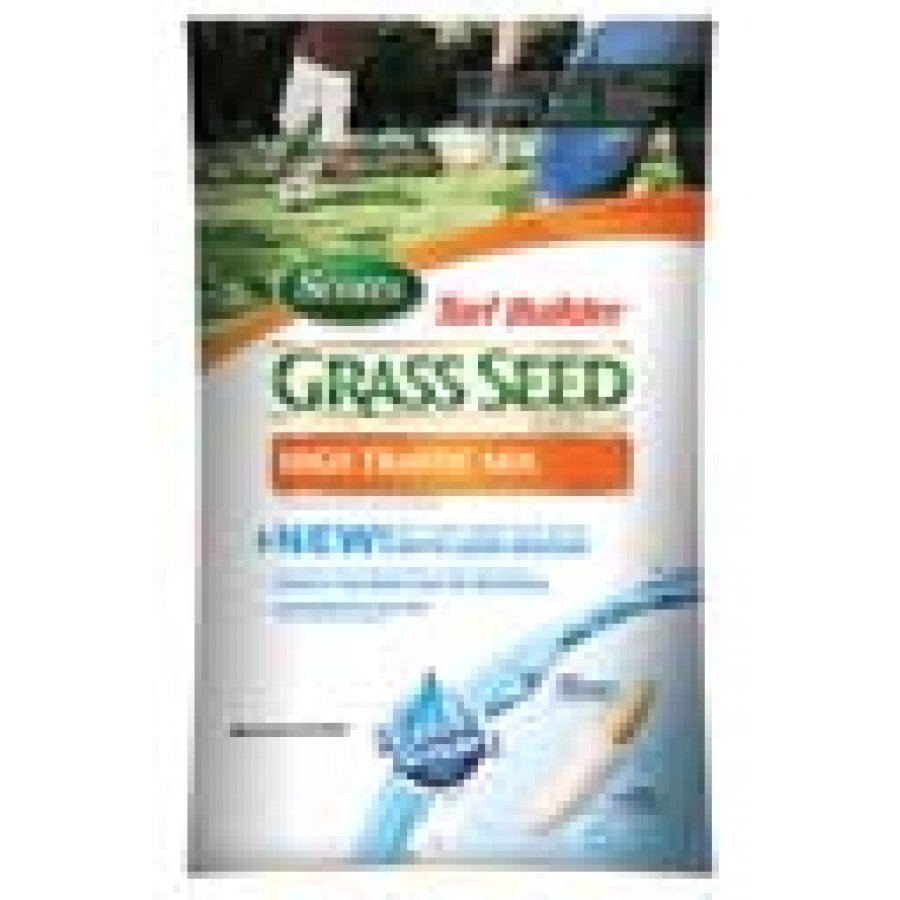 Scotts Turf Builder High Traffic Mix Grass Seed / Size (7 lbs.) Best Price