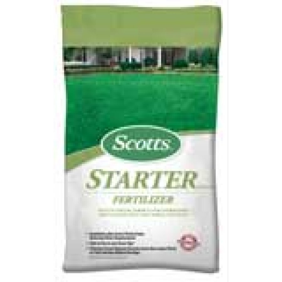 Scotts Starter Fertilizer - 5000 SQ. FT. Best Price