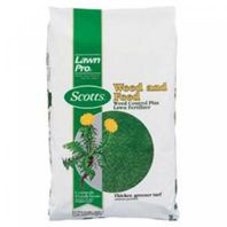 Scotts Lawn Pro Weed and Feed - 5000 SQ. FT. Best Price