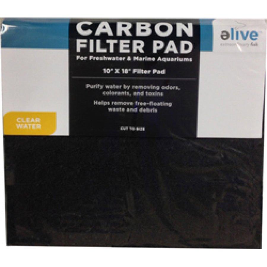 Carbon Filter Pad Aquarium Supplies Gregrobert