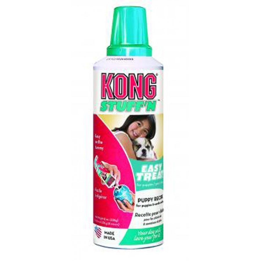 Kong Stuffn Puppy Treat 8 Oz