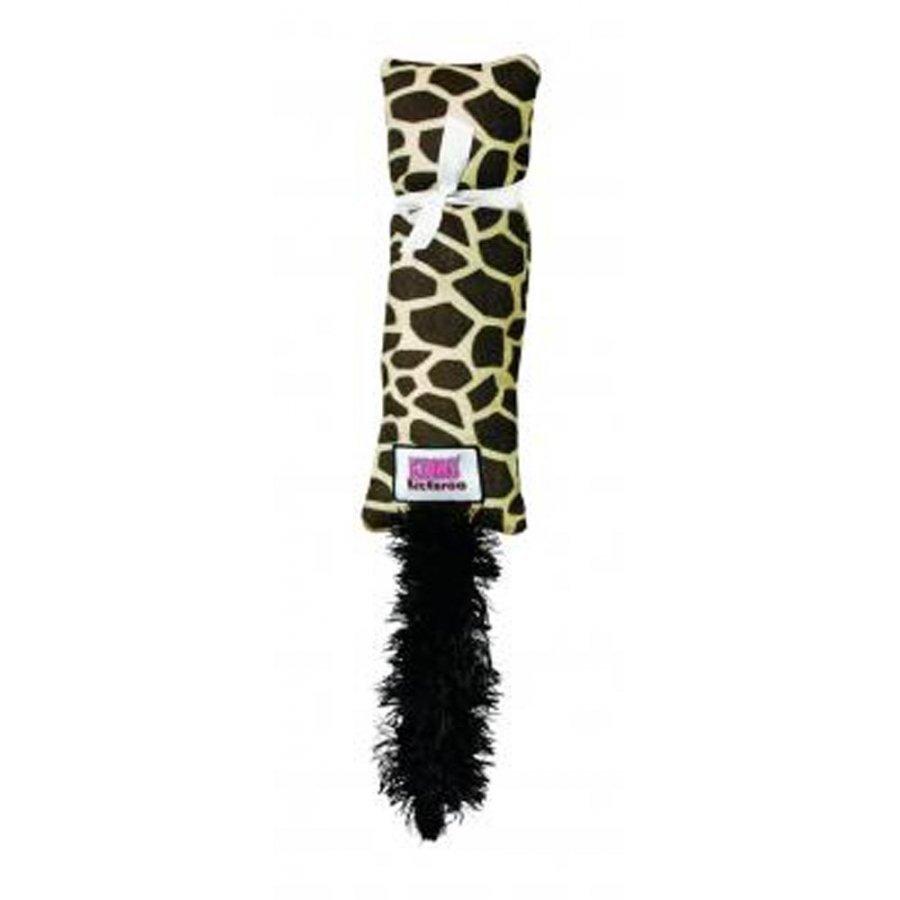Kong Kickeroo Catnip Toy / Style Giraffe