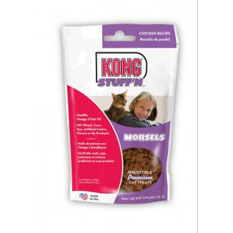 Kong Stuff N Morsels For Cats 3 Oz.