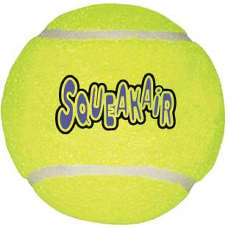 Squeaker Tennis Balls For Dogs / Size Large