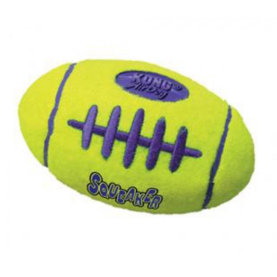 Air Kong Squeaker Football / Size Medium