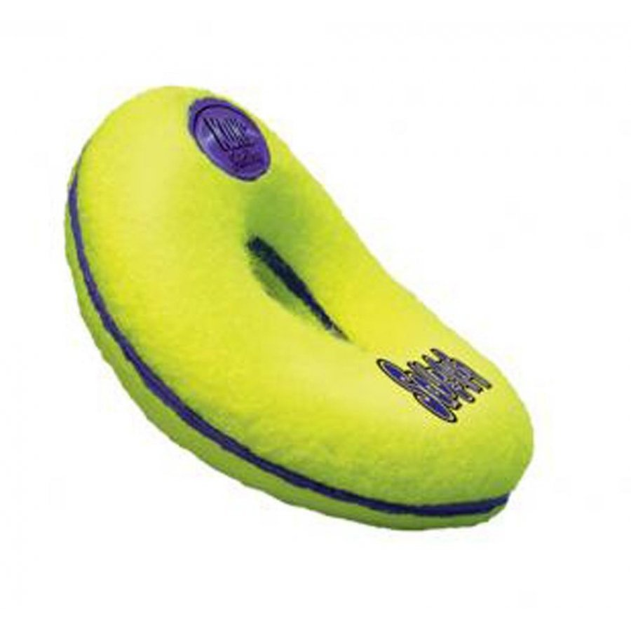 Air Kong Squeaker Donut / Size Large