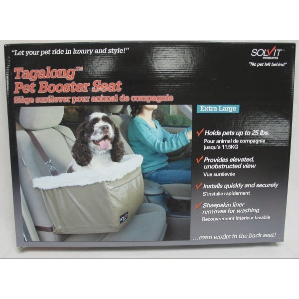 Tagalong Dog Booster Seat / Size (XLarge Standard) Best Price