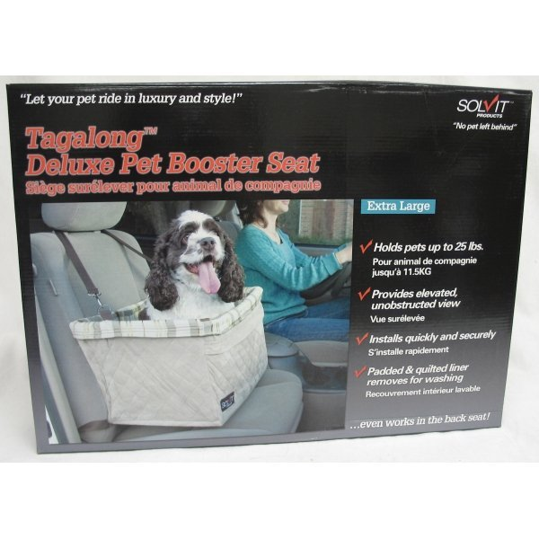 Tagalong Dog Booster Seat / Size (XLarge Deluxe) Best Price