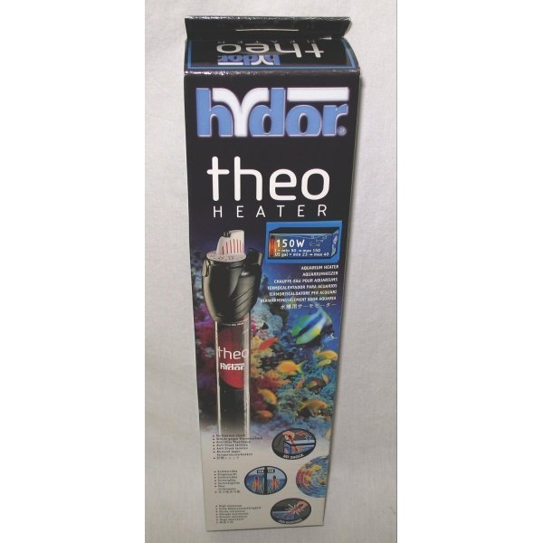 Theo Shatter-proof Aquarium Heater / Size (150 Watt) Best Price
