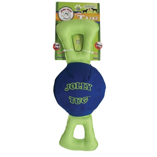 Jolly Tug Dog Ball - XLarge