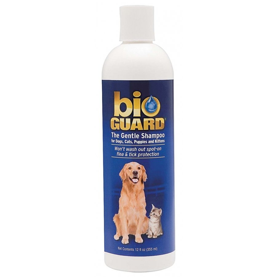 Bio Guard Gentle Pet Shampoo 12 Oz.