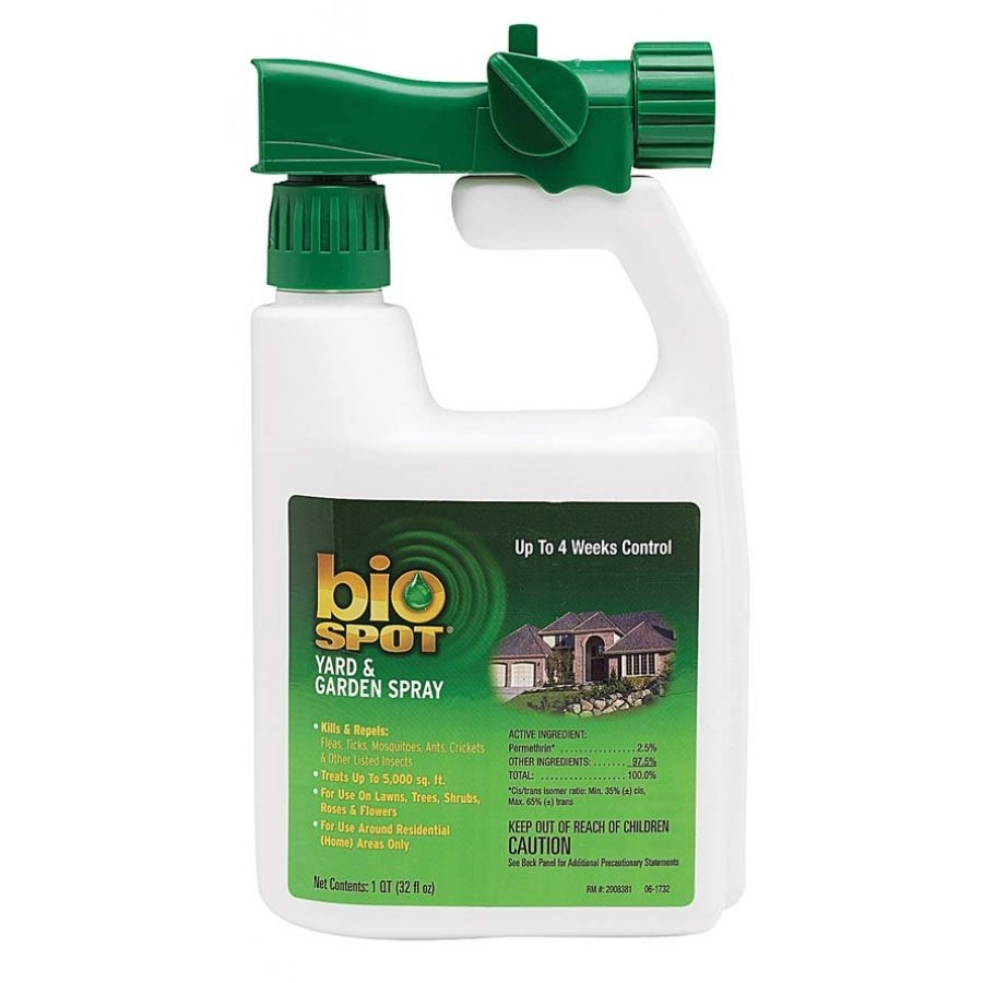 Bio Spot Yard And Garden Spray 32 Oz.