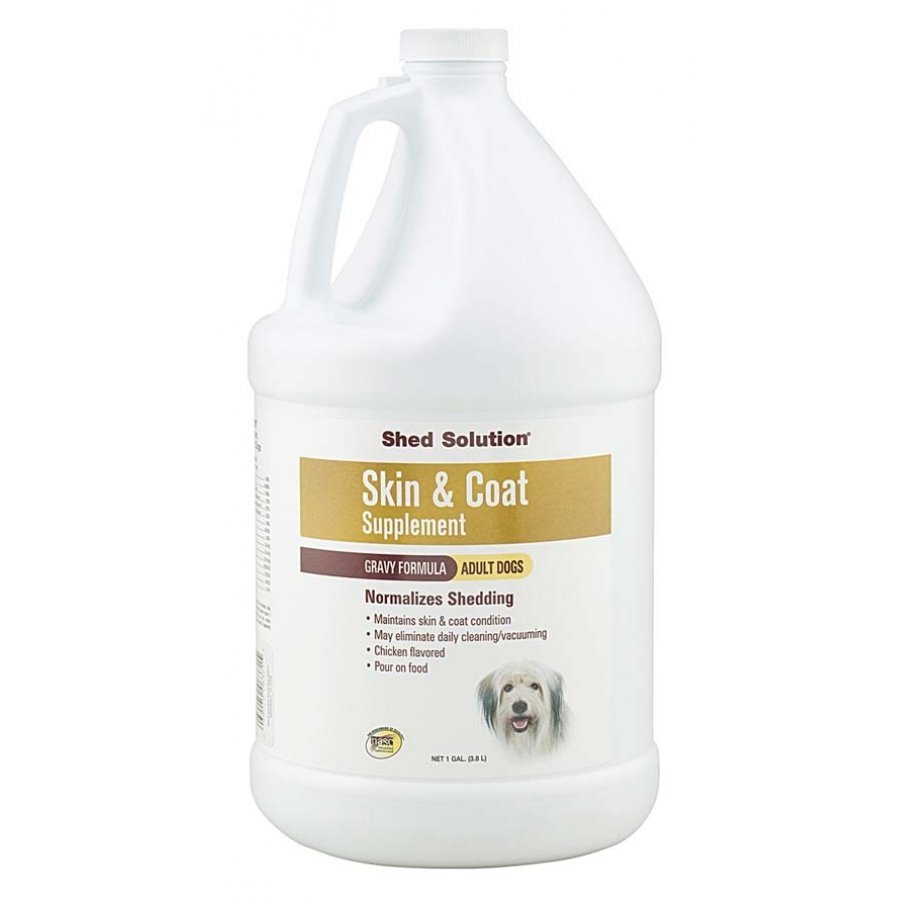 Shed Solution For Dogs / Size Gallon Dogs