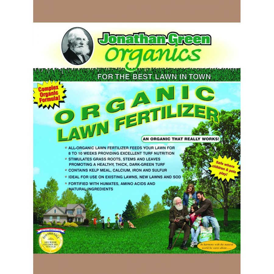 Organic Lawn Fert 8-3-1 Best Price
