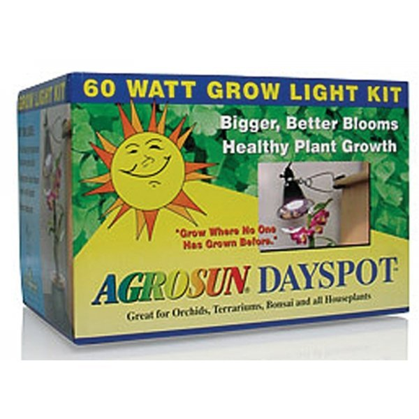 Agrosun Dayspot Grow Light Kit - 60 watt Best Price