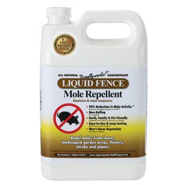 Liquid Fence Mole Repellent Gallon Concentrate Best Price