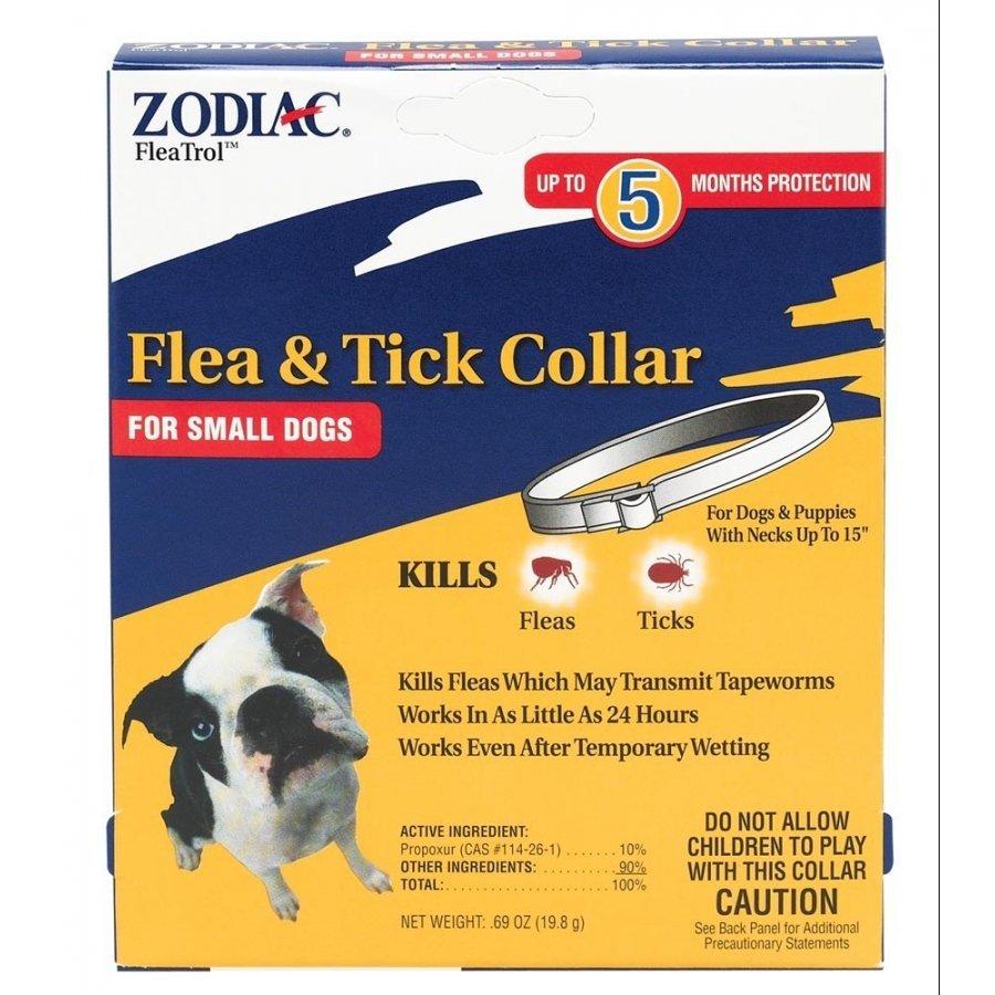 Zodiac 5 Month Flea Collar Small Dog