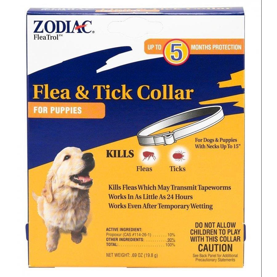 Fleatrol Flea Tick Collar For Puppies