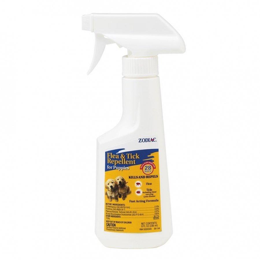 Zodiac Flea Tick Repellent For Puppies 8 Oz.