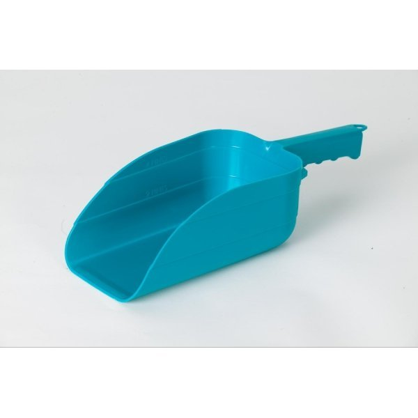 Little Giant Feed Scoop 5 pint / Color (Teal)