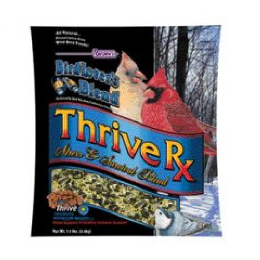 Birdlovers Thrive Rx Stress / Survival Blend / Size 7.5 Lbs.