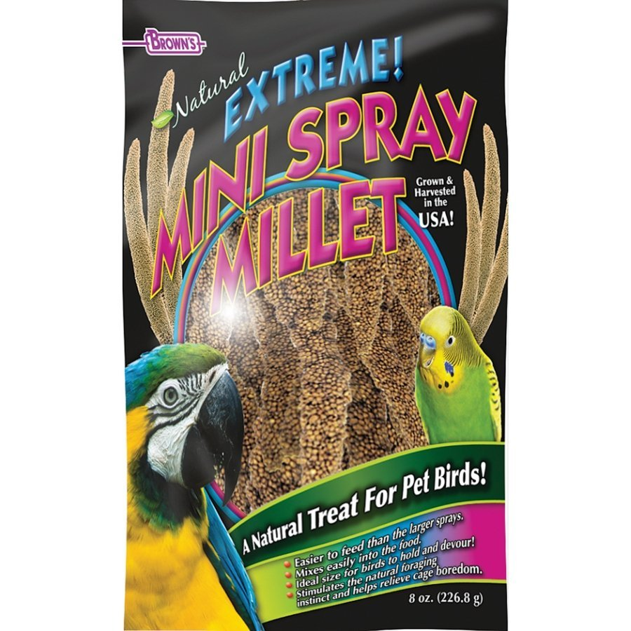 Extreme Natural Mini Spray Millet 8 Oz