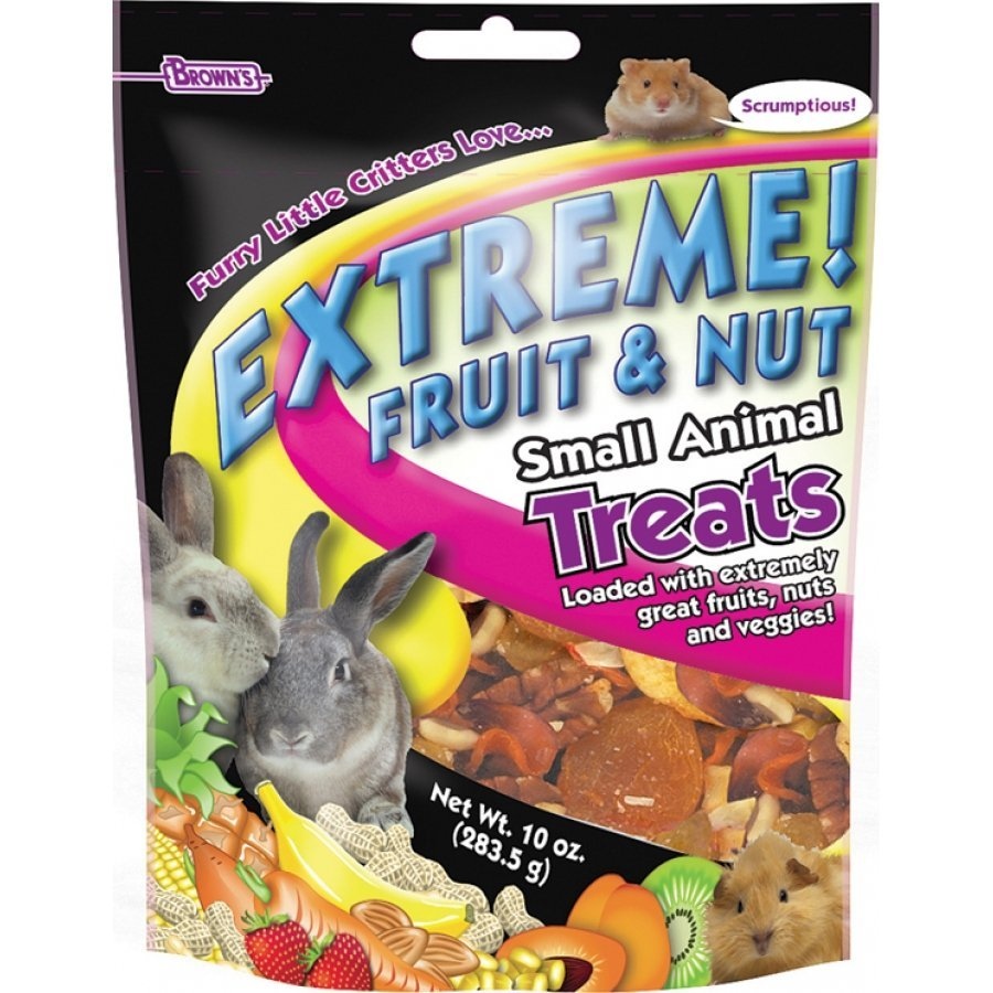 Extreme Fruit And Nut For Small Animals