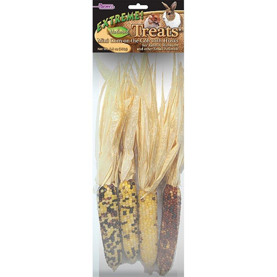 Extreme Naturals Mini Corn On The Cob Treat