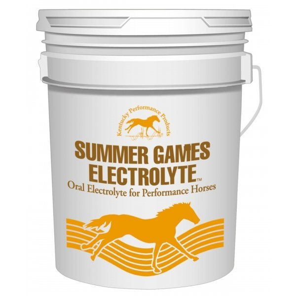 Summer Games Electrolyte for Horses / Size (40 lbs) Best Price