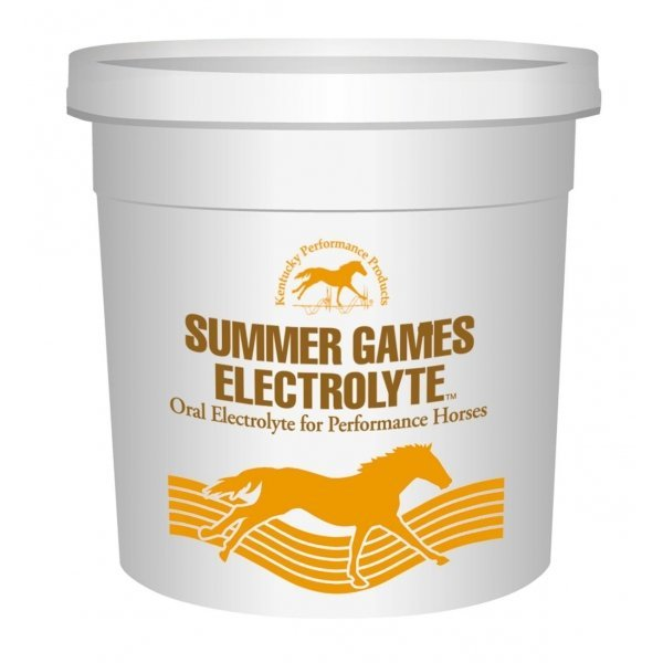 Summer Games Electrolyte for Horses / Size (5 lbs) Best Price