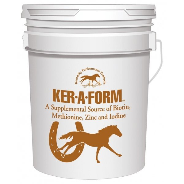 Ker-A-Form Hoof Supplement / Size (25 lbs) Best Price